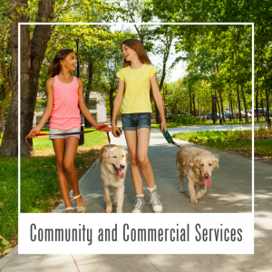 Commercial Pet Maintenance